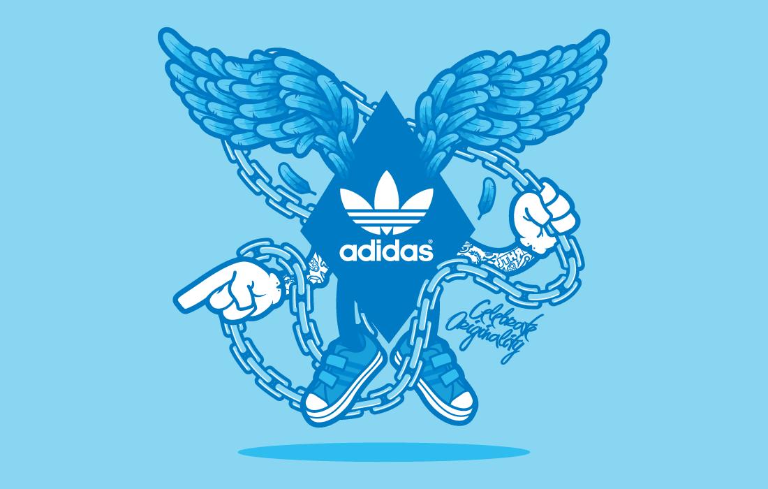 Pin adidas originals logo vector on pinterest